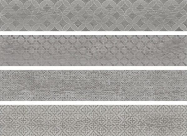 Progetto Legno Cenere Dec.Pattern 150х900